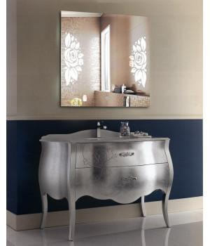 Зеркало в ванную комнату с подсветкой София