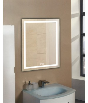 Зеркало в ванную комнату с подсветкой Лючия